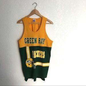 Vintage Green Bay Packers Tank